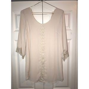 ASTR Chiffon Dress